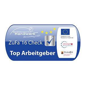 ZuFa Top Arbeitgeber